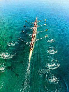 Ex-rower and coxswain. Row Row Row, Row Row Your Boat, The Row, Rowing Photography, Amazing Photography, Landscape Photography, Coxswain, Rowing Crew, Planets