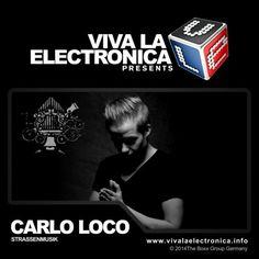 Viva la Electronica pres Carlo Loco