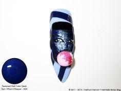 NailGurl: Nail Art Blog: Duri: What A Keeper - 604
