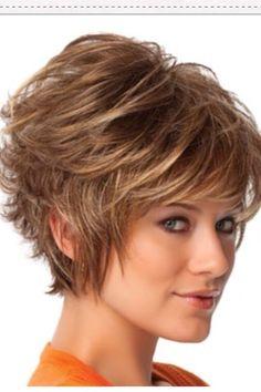 Pretty ...love short hair by noemi