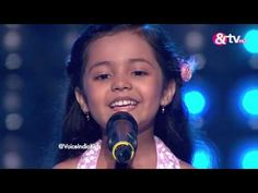 Ayat Shaikh - Blind Audition - Episode 1 - July 2016 - The Voice India Kids Trailer 2, Official Trailer, Lata Mangeshkar, Old Video, Music Composers, Child Actors, Music For Kids, Working With Children, Her Smile
