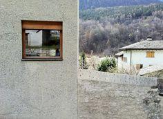 a day in the life: miller maranta / semper, villa garbald, castasegna, switzerland
