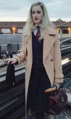 Double Breasted Trench Coat, Classy, Jackets, Fashion, Down Jackets, Moda, Chic, Fashion Styles, Fashion Illustrations