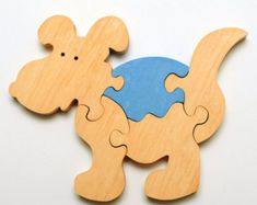 Browse unique items from WoodenWorkJoy on Etsy, a global marketplace of handmade, vintage and creative goods. Jigsaw Puzzles For Kids, Dog Puzzles, Wooden Puzzles, Intarsia Woodworking, Woodworking Toys, Wooden Crafts, Diy Crafts, Wood Projects, Projects To Try