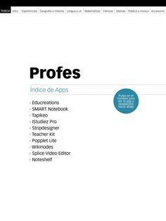 Aparición Guía Apps Educación 3.0 en Peques y más Pulsar, Ipad, Chart, Digital Art, Science