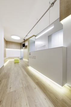 Dental Clinic Adriana García Dental healthcare design, Pontevedra, Spain