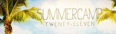 Hillsong summer camp!!!