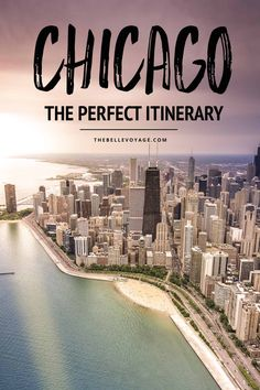 chicago travel guide itinerary