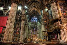 Image result for gothic architecture interior