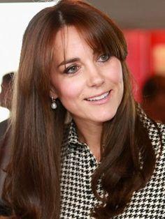 Kate Middleton, radieuse : Look beauté de star - Journal des Femmes