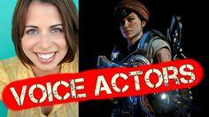 Gears Of War 4 Voice Actors - Gears Of War 4 Behind The Scenes - Gears O...