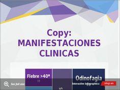Infographic: Copy: MANIFESTACIONES CLINICAS influenza