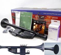 Used YAMAHA EZ-TP Digital Trumpet in Original Box Dead Stock AC adapter 483 #Yamaha