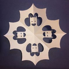 More DIY Snowflakes: Superhero Edition