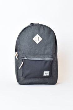afb4e033259 Heritage Backpack - BlackX  Black