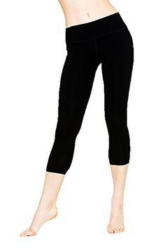 94e416a2fa6 Green Apple Active Pure Comfort Classic Capri Organic Bamboo Fabric -One  Stop Apparel For Women >>> Want additional info? Click on the image.