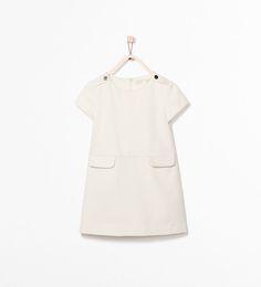 ZARA - KIDS - WEAVE DRESS WITH POCKETS $45.90