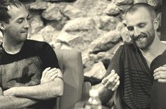 Tim Hecker and Ben Frost - favourite artists