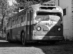 vintage City of Danville Transit System bus by Retronaut, via Flickr