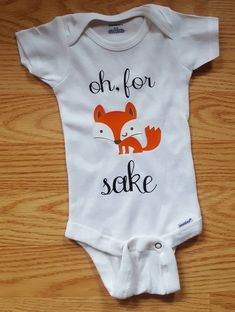 302601b2d9b1 Your place to buy and sell all things handmade. Funny Baby Shirts