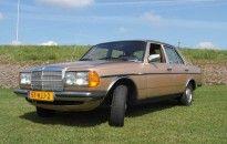 Mercedes-Benz w123 300D 1983