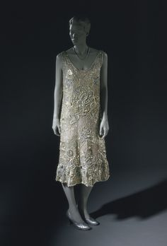Woman's Evening Dress | LACMA Collections Georges Doeuillet (France, Paris, active 20th century; house founded 1920-1937) France, circa 1926