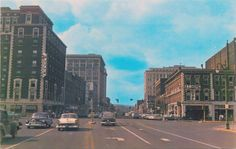 Chattanooga, Tennessee 1956