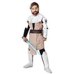 Obi-Wan Kenobi™ Kostüm für Kinder Star Wars™ - 3-4 Jahre: Amazon.de: Spielzeug