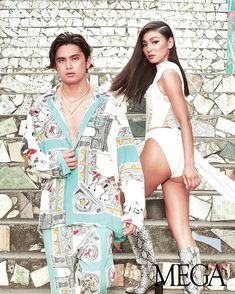 James Reid, Jadine, Tv Shows, Kimono Top, Cover Up, People, Twitter Twitter, Clothes, Tops