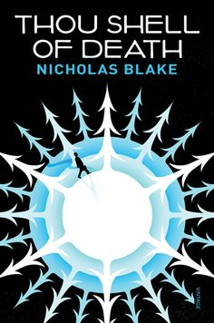 Thou Shell of Death by Nicholas Blake, cover by La Boca Design Studio, London