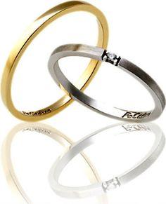 FaCad'oro 40Α-40Γ Χρυσές βέρες γάμου Swarovski Jewelry, Bangles, Bracelets, Decorative Items, Wedding Rings, Engagement Rings, Crystals, Accessories, Ideas