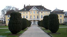 Steinbrugg Castle is a castle in the municipality of Solothurn of the Canton of Solothurn in Switzerland.