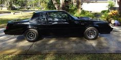 Pour One Out: 1987 Buick Grand National - http://barnfinds.com/pour-one-out-1987-buick-grand-national/