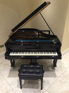 Fully rebuilt 1919 Lipp Baby Grand Piano fitted with a wireless HD self play Pianodisc System www.chilternpianos.co.uk