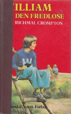 """""""William den fredløse"""" av Richmal Crompton Baseball Cards, Reading, Books, Sports, Livros, Book, Excercise, The Reader, Sport"""