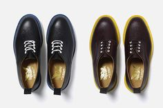 Mark McNairy for HAVEN Army Grain Derby Shoe