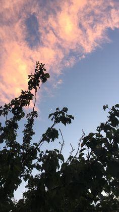 Summer Wallpaper, Cute Wallpaper Backgrounds, Nature Wallpaper, Pretty Sky, Beautiful Sky, Beautiful Landscapes, Sky Aesthetic, Sky Art, Sunset Sky