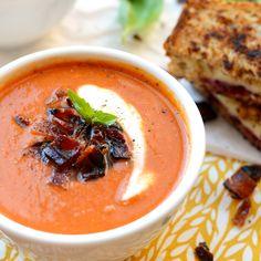 Tomato Bisque Soup  - Redbook.com