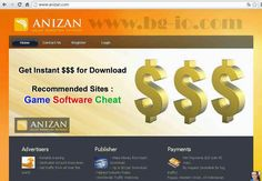 Anizan Google Adsense Alternative adalah sebuah layanan yang memberikan kemudahan bagi para publisher iklan sebagai Alternatif Google Adsense dengan pendaftaran yang tidak seribet Google Adsense.