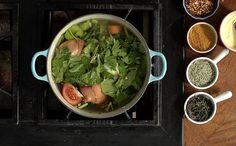 receita de caldo de legumes rica em nutrientes