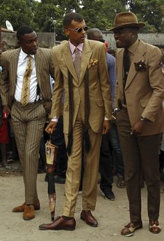 Stromae Photographed With The Sapeurs In Brazzaville Okayafrica.