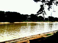 West Banjir Kanal River