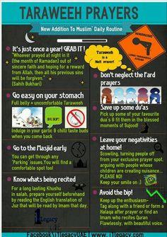 Taraweeh Infographic – Welcome to Ramadan 2019 Ramadan Tips, Ramadan Day, Ramadan Activities, Ramadan Mubarak, Muslim Ramadan, Muslim Holidays, Islam Muslim, Islamic Inspirational Quotes, Islamic Quotes