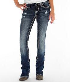 """Rock Revival Kai Slim Boot Stretch Jean"" www.buckle.com"