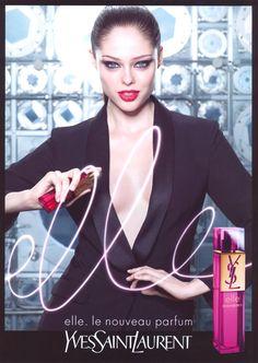 » Yves Saint Laurent: The Third Wave Perfume It's a Rhetorical World
