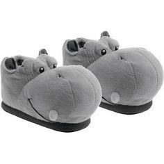 Hippo slippers