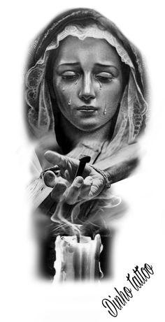 Bible Tattoos, Jesus Tattoo, Lion Head Tattoos, Body Art Tattoos, Virgen Mary Tattoo, Lil B Tattoo, Christus Tattoo, Heartbeat Tattoo On Wrist, Half Sleeve Tattoos Designs
