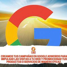 Creamos campañas en Google con resultados óptimos para tu negocio. #EMD #MarketingDigital #Google