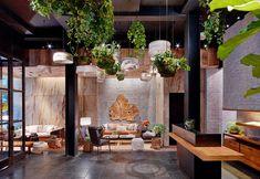 1 Hotel Central Park, il nuovissimo hotel ecosostenibile realizzato da SH Group in collaborazione con lo studio newyorkese AvroKo