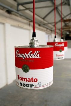 Campbell's Can Light